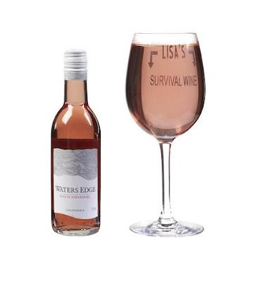 Personalised Wine Set