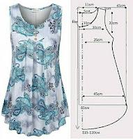 Costura DIY : Medidas y patrones de vestidos