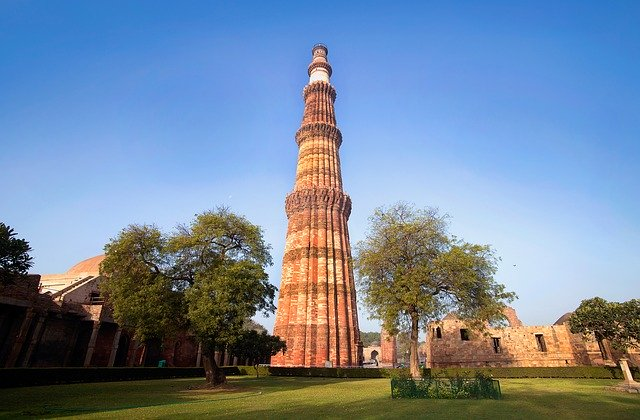 History and interesting facts of Qutub Minar