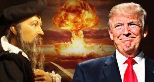 World war 3, Donald Trump, nostradamus. Iran vs America,