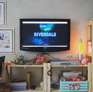 Riverdale série Article lifestyle spécial automne Haul wishlist livres films séries mode Coin des licornes Blog lifestyle Toulouse