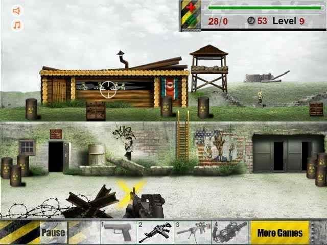 لعبة Korea SWAT Mission