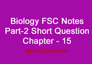 short question 2nd year biology chapter homeostasis