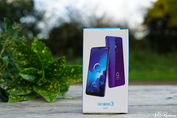 Alcatel 3 2019 Smartphone
