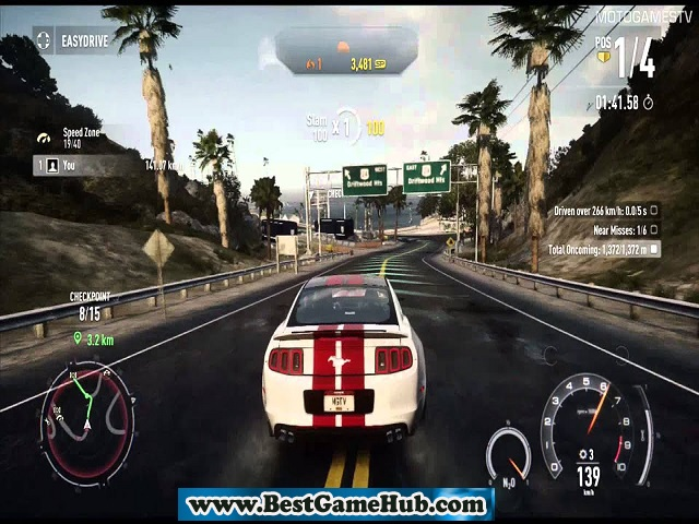 Need For Speed Rivals Torrent game download