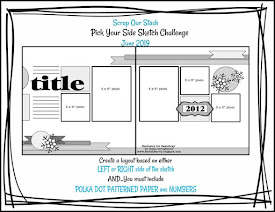 June 2019 Pick Your Side Sketch Challenge