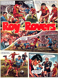 Roy of the Rovers - Pak Soon's Story