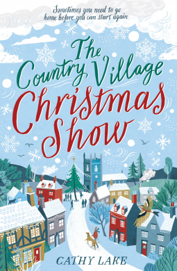 The Country Village Christmas Show by Cathy Lake cover