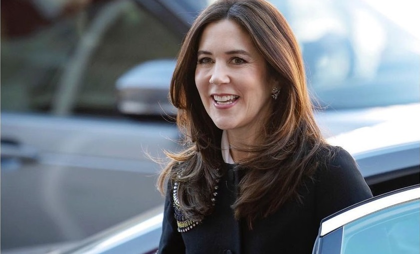 Crown Princess Mary opened a Sustainable Products Digital Fair