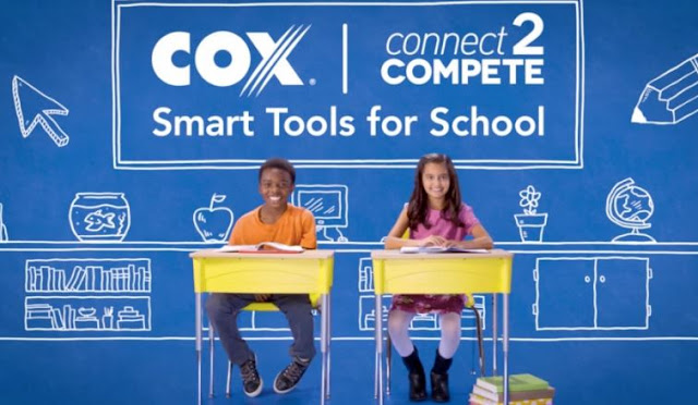 Cox Communications provided an upgrade