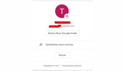 6 Cara Logout Gmail Di Laptop Dan Hp