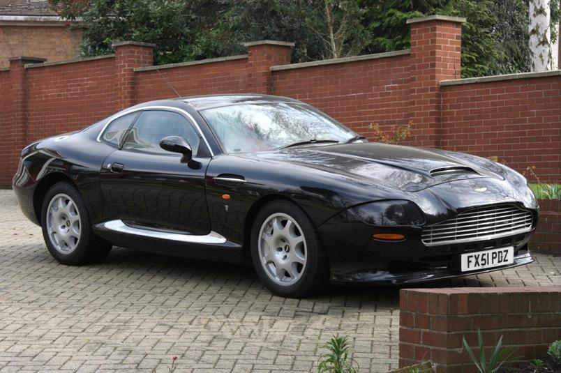 Net Cars Show 1998 Aston Martin V8 Vantage Special Series Ii