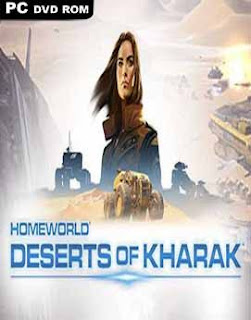 تحميل لعبة Homeworld Deserts of Kharak