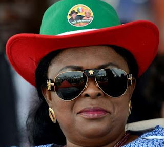 patience jonathan steals $15.5million nigeria
