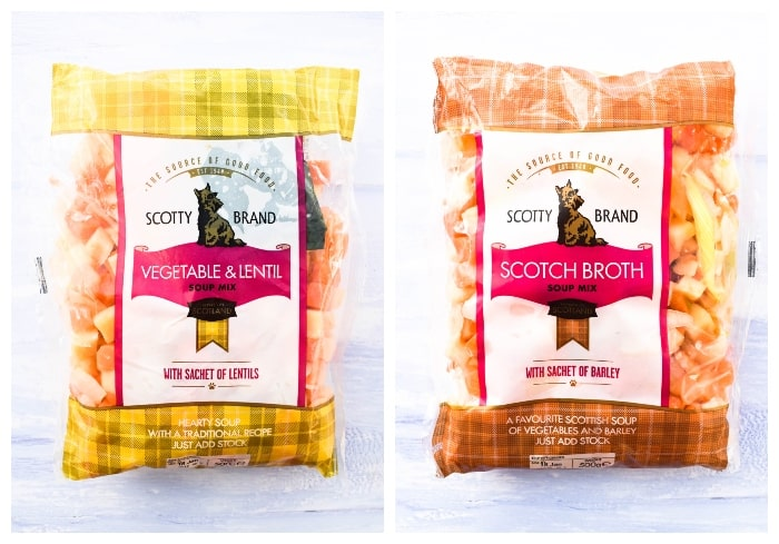 Scotty Brand Soup Packs