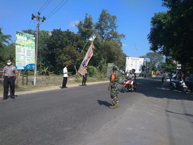 Penegakan Disiplin Protokol Kesehatan Tim Gugus Tugas Covid-19 Di Kecamatan Manisrenggo