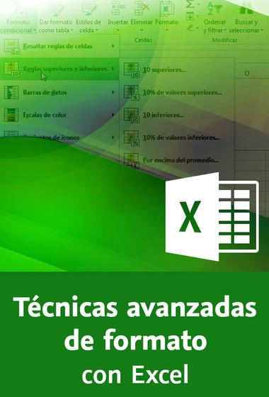 Técnicas profesionales y avanzadas de formato en Excel