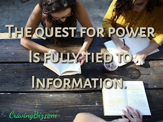 Motivation on information