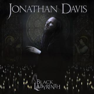 Pochette de Jonathan Davis - Black Labyrinth