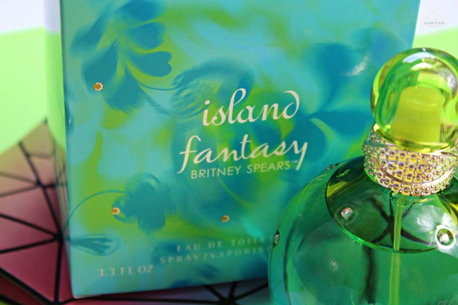 Britney Spears Fantasy Island - woda toaletowa dla kobiet