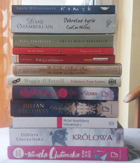 (542) Stosik i Kolekcja Empik Agnieszki Osieckiej
