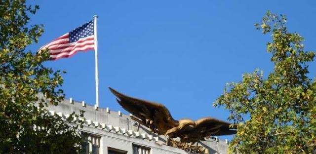 من السفارة الأمريكية بالقاهرة..  رسالة للمواطنين الأمريكيين