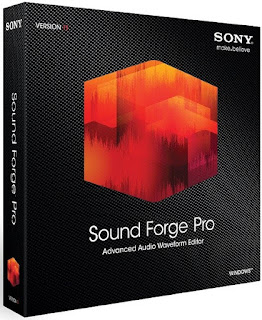 MAGIX Sound Forge Pro 11.0 Build 338 Multilingual + Keygen
