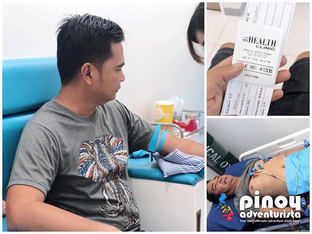 Annual Check-up at MyHealth Clinics Manila Philippines