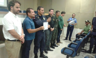 Guarda Municipal conclui curso para atuar em crimes ambientais em Marabá (PA)
