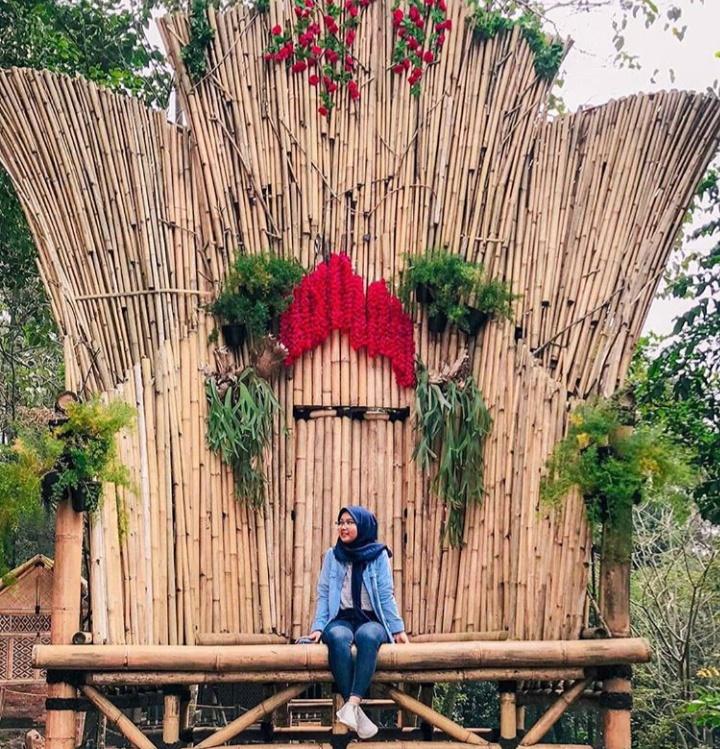 Dowes29 Com Lokasi Dan Harga Tiket Masuk Negeri Bambu
