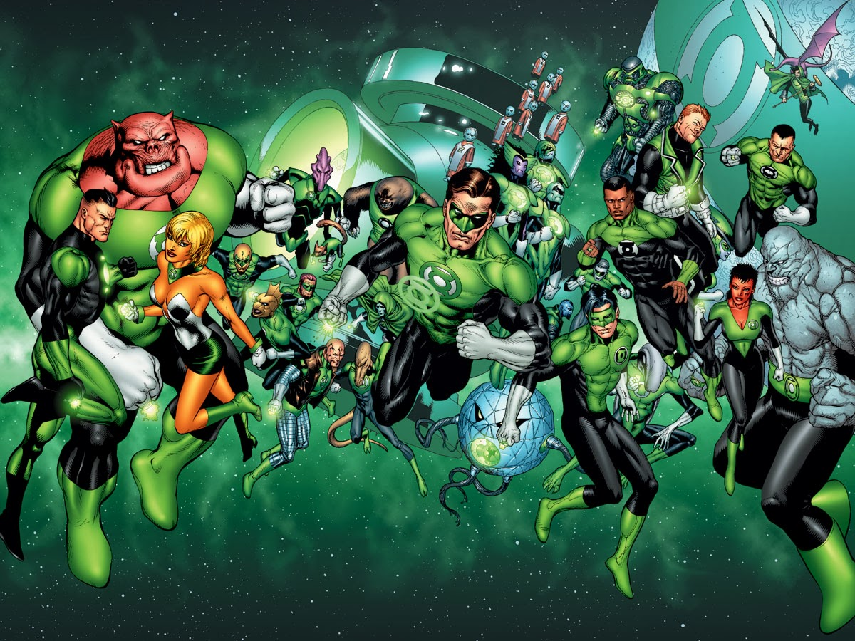 COMIC BOOK FAN AND LOVER  TOP 10  MIEMBROS DEL GREEN LANTERN CORPS 5d432b1acdd