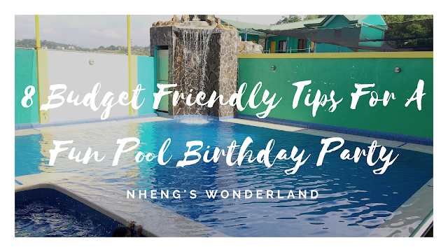 8 Budget Friendly Tips For A Fun Pool Birthday Party