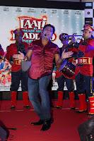 Star cast having fun at Sangeet Ceremony For movie Laali Ki Shaadi Mein Laaddoo Deewana (60).JPG