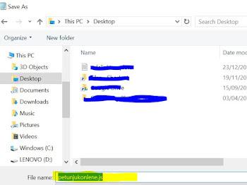 Cara Hosting Kode Javascript dengan Yourjavascript