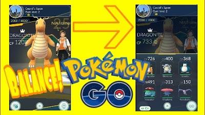 Meningkatkan Level Gym di Pokemon Go Akan Semakin mudah