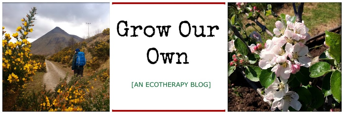 Grow Our Own ~ an ecotherapy blog