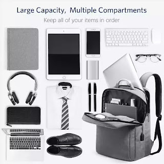 Mochila para Computadora Com porta USB