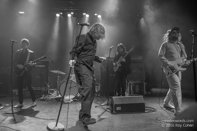 Ty Segall and The Muggers at The Danforth Music Hall in Toronto, March 4 2016 Photos by Roy Cohen for One In Ten Words oneintenwords.com toronto indie alternative live music blog concert photography pictures