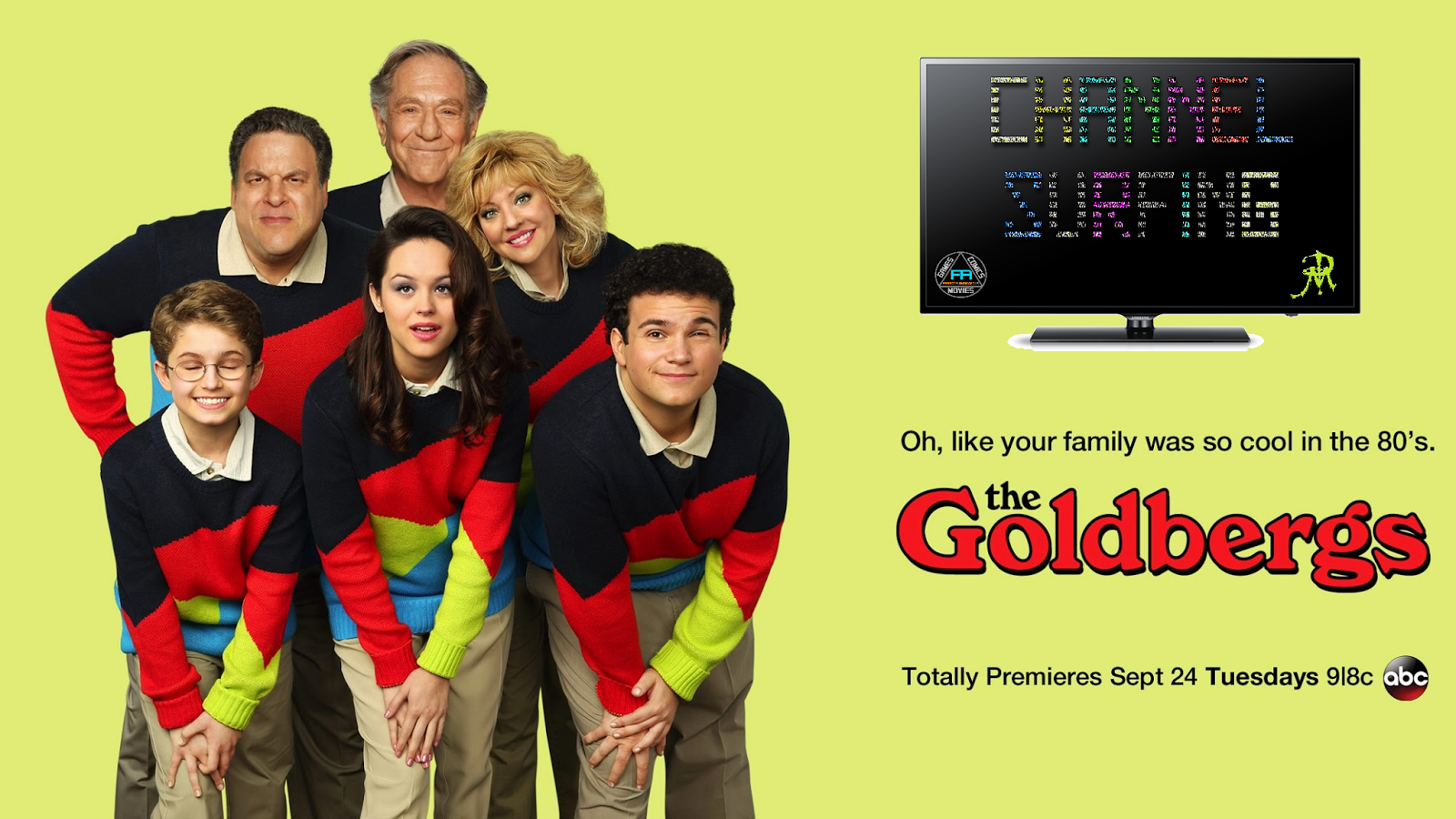 The Goldbergs Season Two News and Rumors