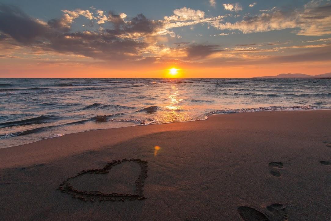 O sol, o seu coração e o ano novo