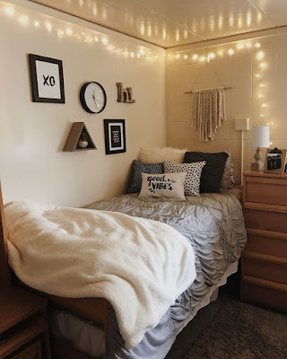 dorm room decor lights