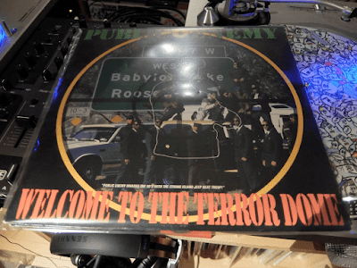 Welcome to the terrordome | Public Enemy レコード
