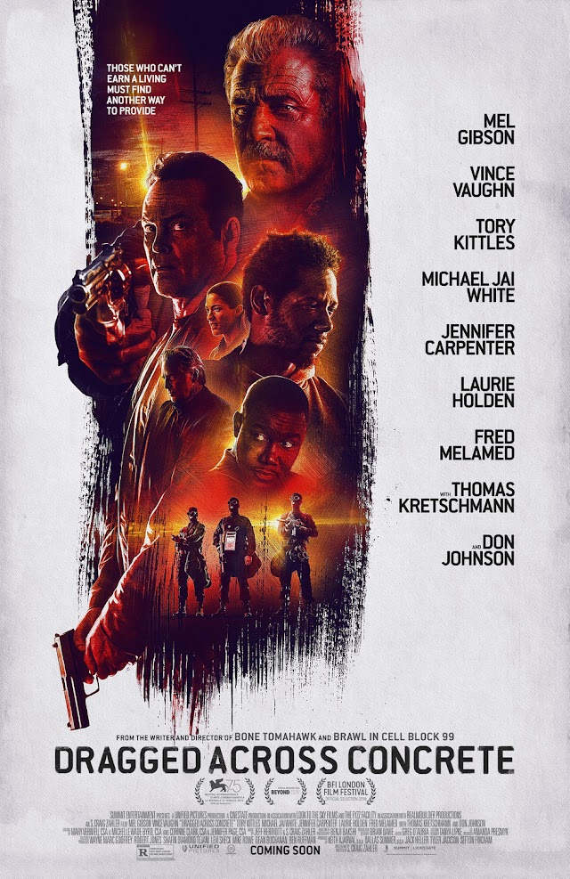 Dragged Across Concrete 2018 Movie Free Download HD Online