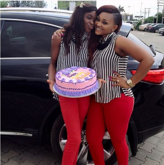 mercy aigbe daughter birthday