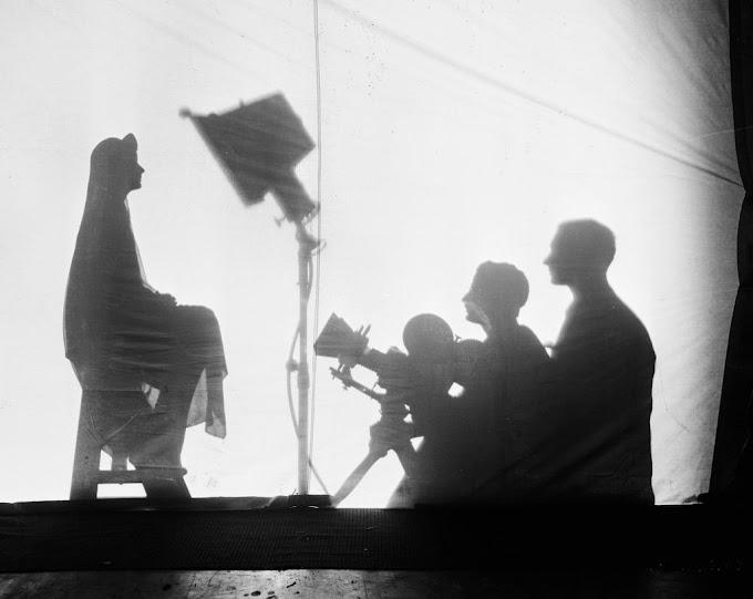FOTOS DE GRETA GARBO NOS BASTIDORES DOS SEUS FILMES - PARTE 2