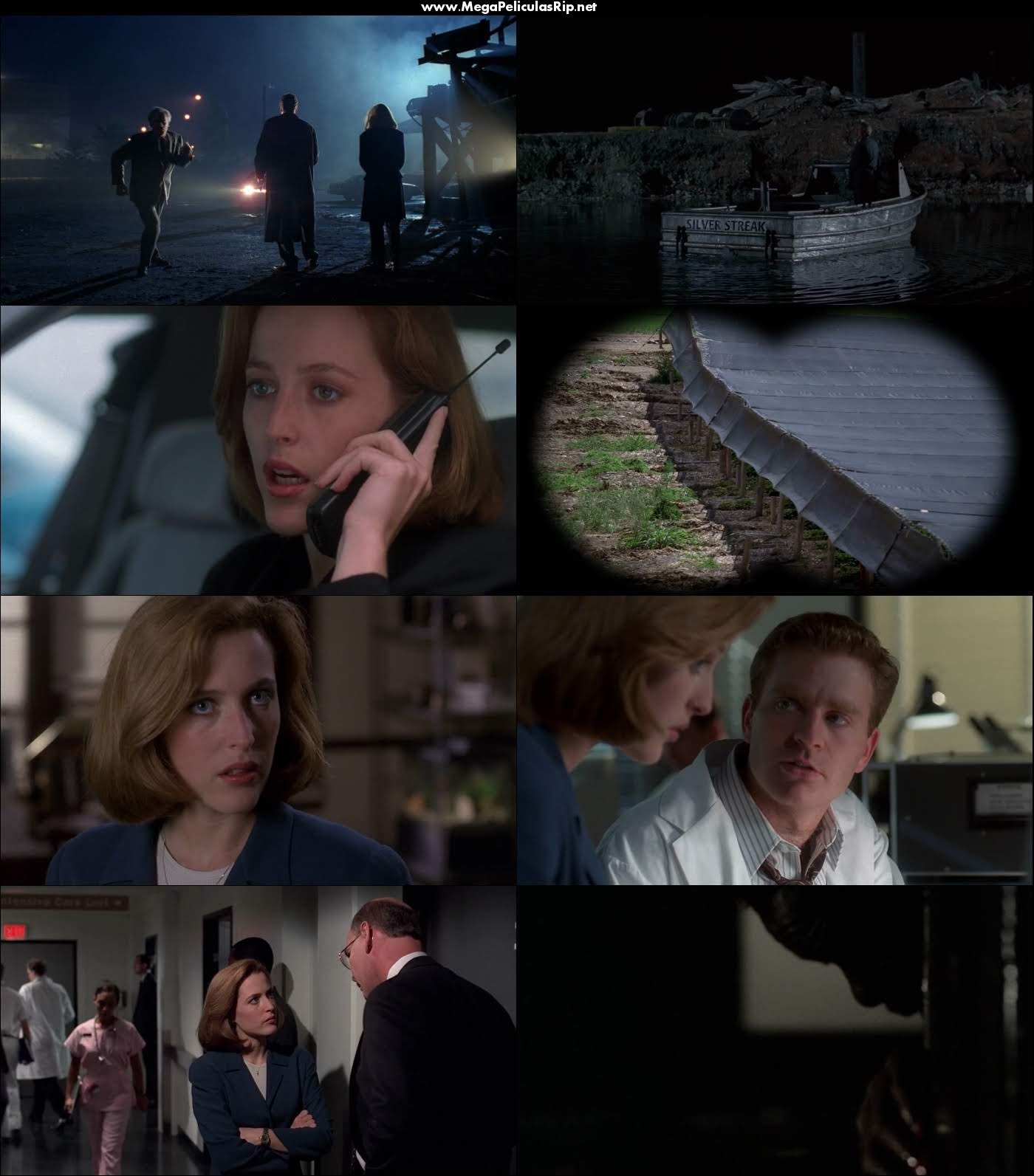 The X-Files Temporada 4 720p Latino