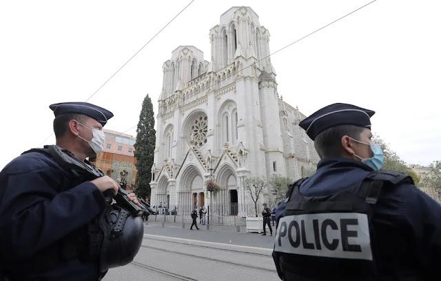 Η Γαλλία αντιμέτωπη με συνδυασμό κινδύνων
