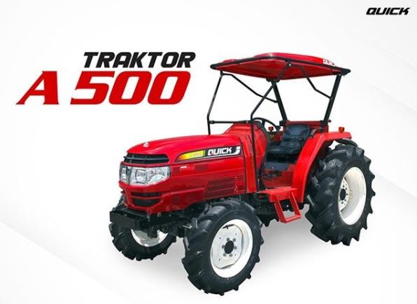 Harga Traktor Quick