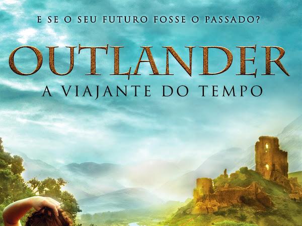 """Saibam mais sobre """"Outlander - A Viajante do Tempo"""" , lançamento de agosto da Saída de Emergência"""