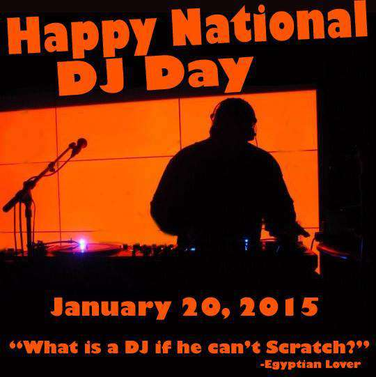 National DJ Day Wishes Images